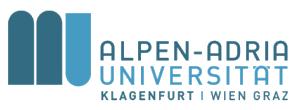 Logo Alpen-Adria Universität Klagenfurt