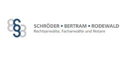 Logo Schröder - Bertram- Rodewald Rechtsanwälte
