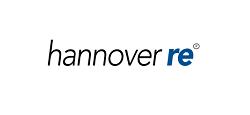 Logo Hannover Rück SE