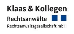 Logo Klaas & Kollegen Rechtsanwälte Rechtsanwaltsgesellschaft mbH