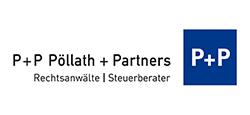 Logo P+P Pöllath + Partners Rechtsanwälte und Steuerberater mbB