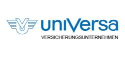 Logo uniVersa Lebensversicherung a.G.